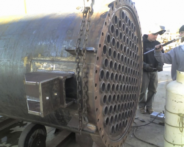Custom Industrial Metal Fabrication