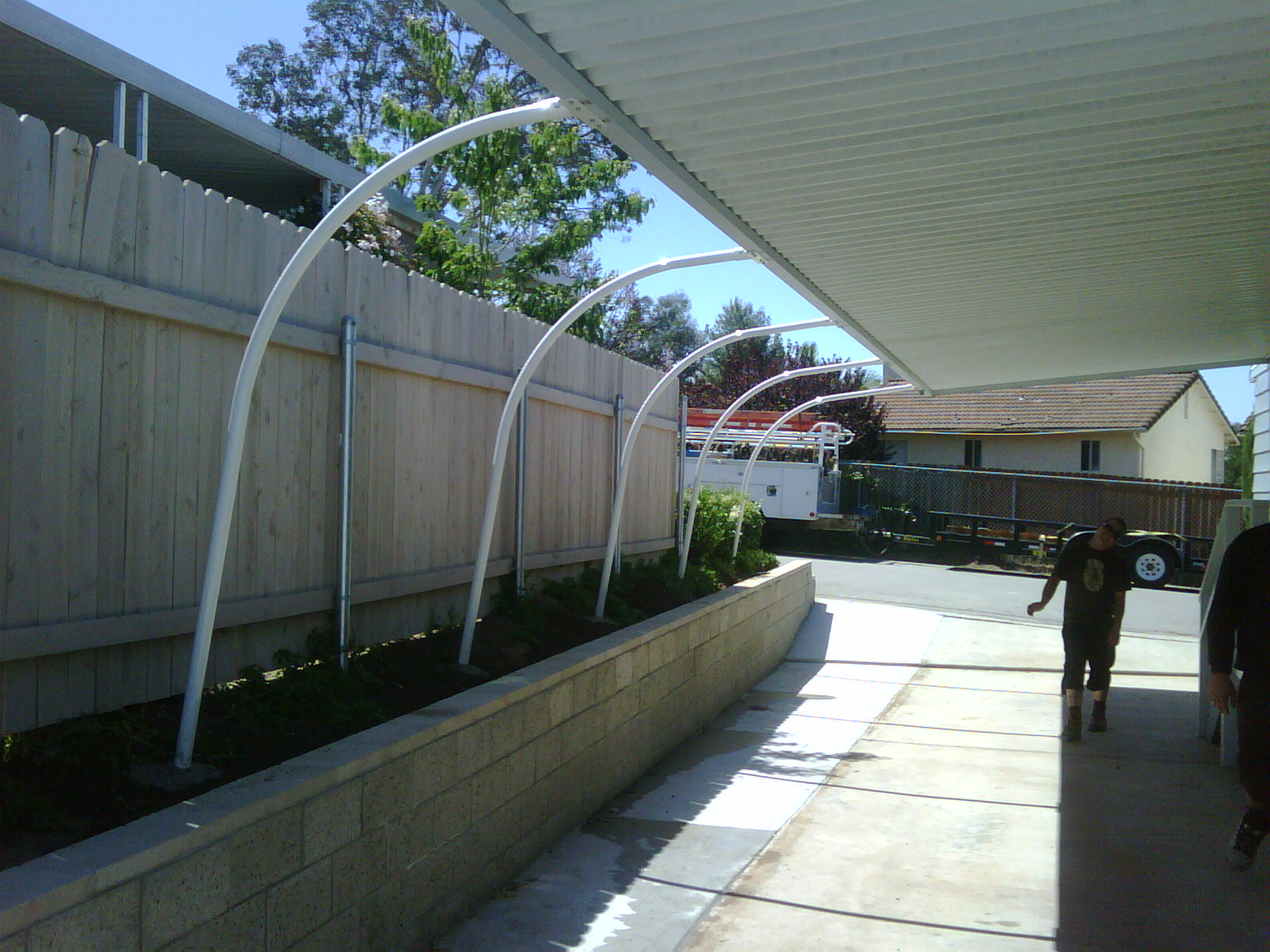 Covered Carport